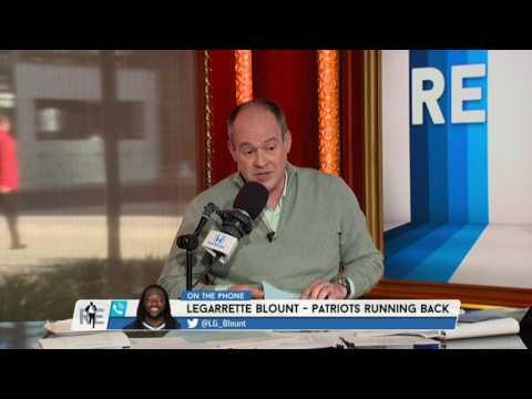 LeGarrette Blount Reveals He Won