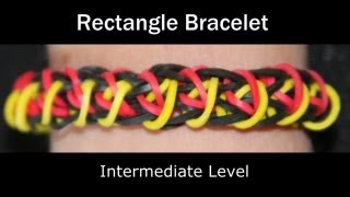 Rainbow Loom® Rectangle Bracelet
