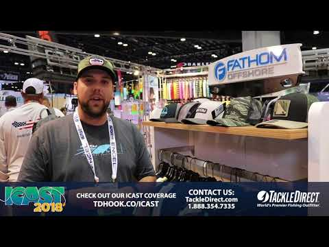344c949143a Fathom Offshore New Headwear For 2018 at ICAST 2018