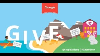 Giving at Google: GoogleServe and Beyond