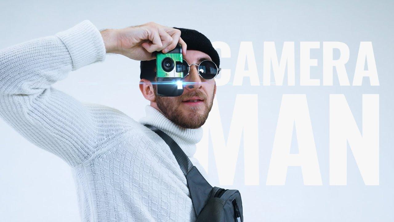 Sam Newton - Camera Man (feat Adrian Gamboa)