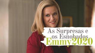 Emmy 2020 - As Surpresas e os Esnobados