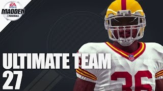 Madden 17 Ultimate Team - Monster Game By Sean Taylor Ep.27