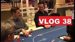 The octo-crab bites me AGAIN! | Poker Vlog 38