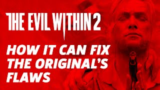 What The Evil Within 2 Needs To Do To Fix The Original