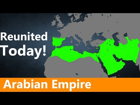 Thumbnail: What If the Arabian Empire Reunited Today?
