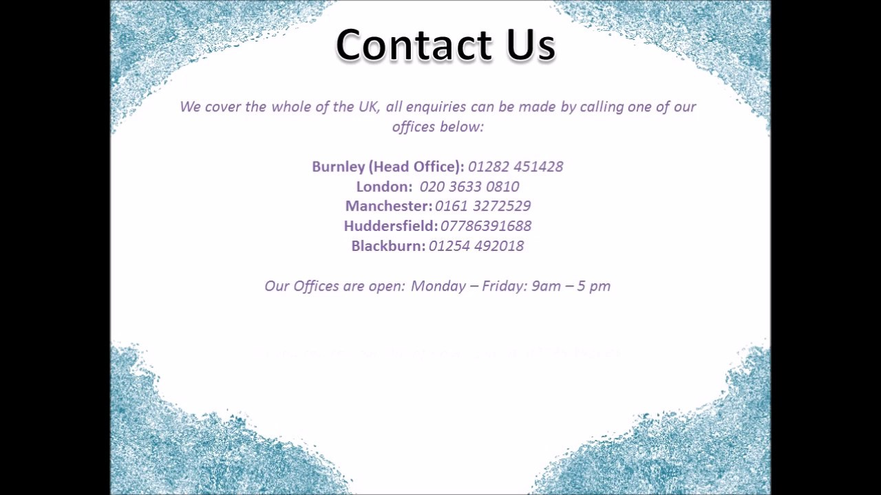 Home Inspection Report For UK Spouse Visa - Kent - YouTube