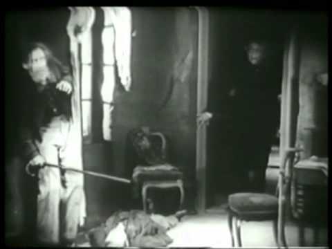 Max Schreck in Der Strasse 1923