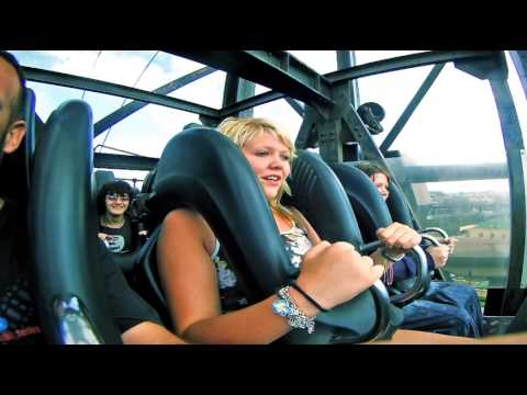 Gold Reef City -  The Tower of Terror ride