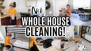 WHOLE HOUSE CLEANING 2019 | ALL DAY CLEAN WITH ME | EXTREME CLEANING MOTIVATION | SAHM