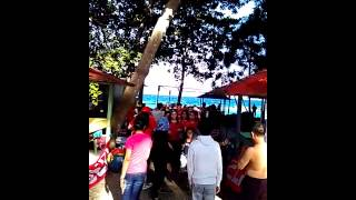 Joget branch Ambon  telkomsel hut