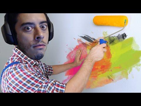 Praticamente um pintor profissional! - Quick Draw