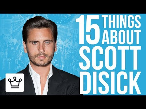 15 Things You Didnt Know About Scott Disick