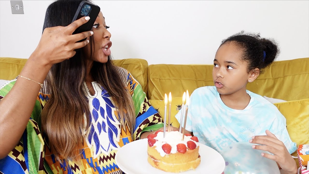 Download MAMAN AFRICAINE est-ce que je peux aller à la fête d'anniversaire ? 🎂🥳 Sketch Verity et Chelsea