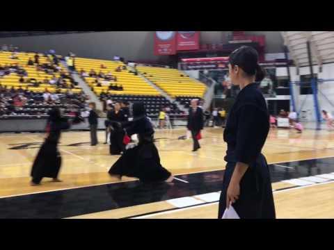 2017 Nikkei- CMKD(0-4kyu Team) VS La Habra