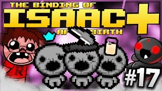 The Binding of Isaac: Afterbirth+: TRIPLE THE KEEPER, TRIPLE THE FUN! (Episode 17 - Greedier)