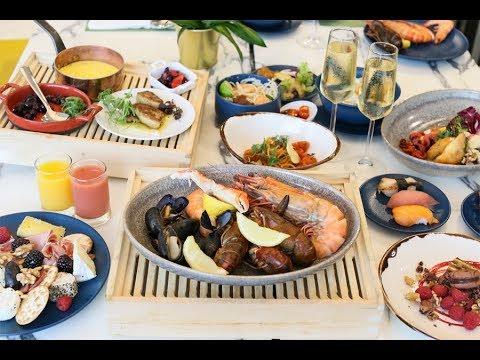 Food Exchange - Impressive NEW International Buffet Restaurant At Novotel Singapore On Stevens