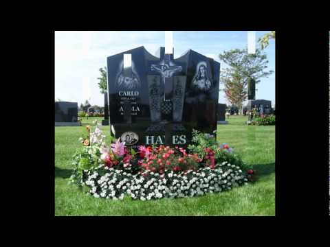 Headstone Photo Plaques, Headstone Picture Frames