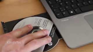 Windows 7 installieren | Install Windows 7