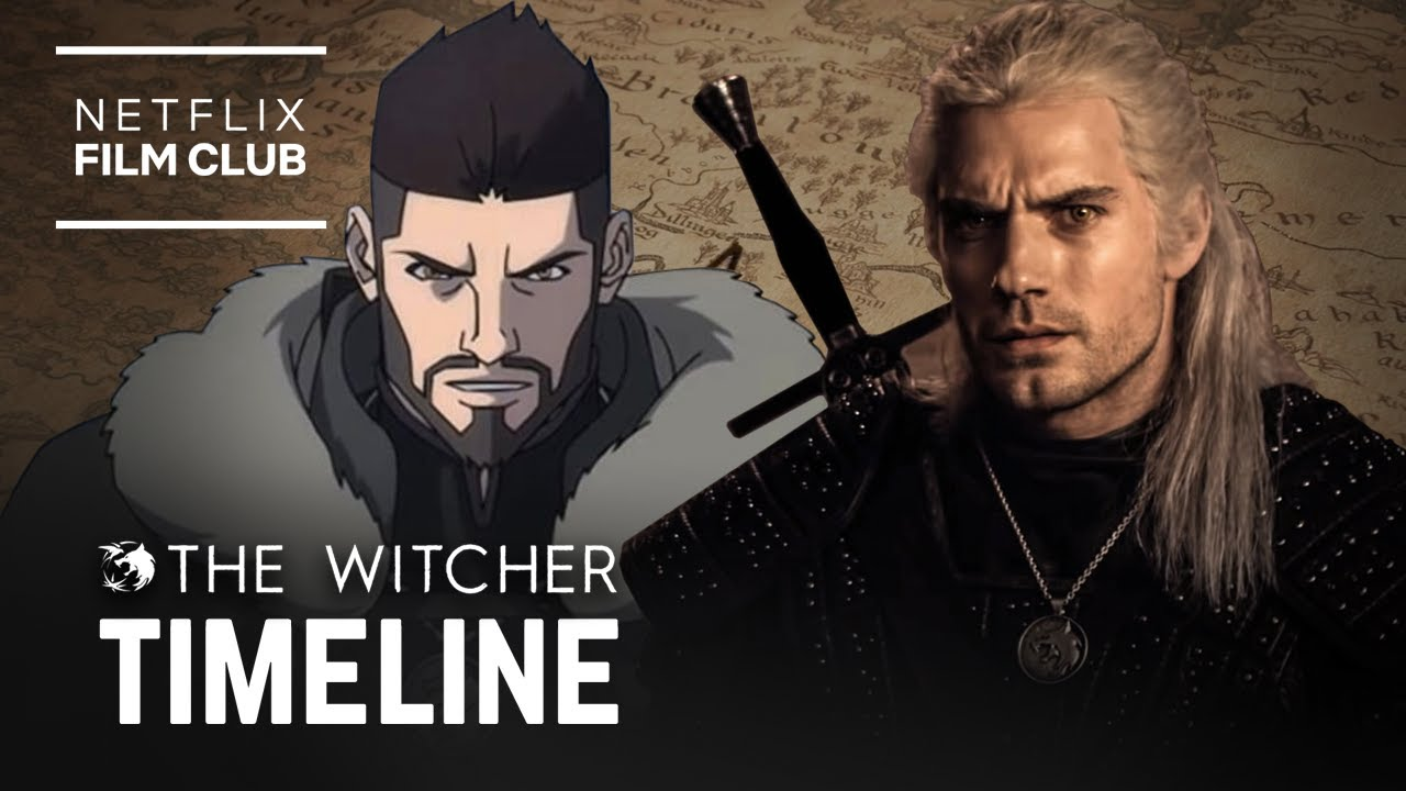 Download How Nightmare of the Wolf Fits Into The Witcher Timeline | Netflix