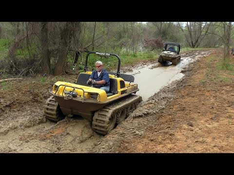 Argo And Mudd Ox Go Anywhere At The Mud Nationals 2018