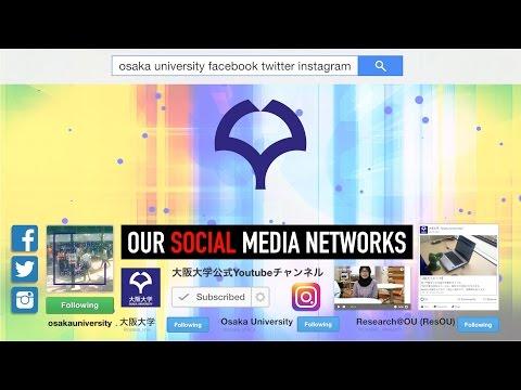 Social Media @ Osaka University
