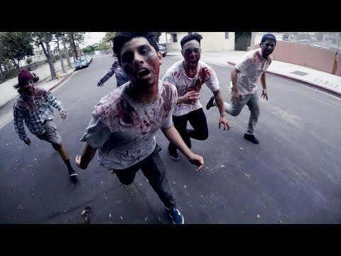 Skater Vs Zombies POV