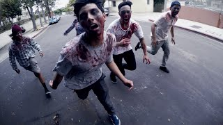 One of Chris Chann's most viewed videos: Skater Vs Zombies POV