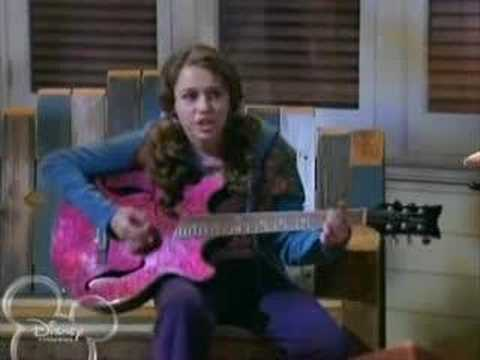 I Miss You (Guitar) - Miley Cyrus - YouTube