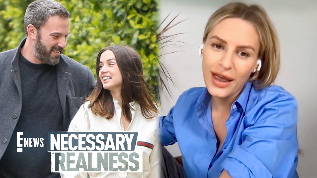 Necessary Realness: Ben Affleck Cuts Ana de Armas Out News