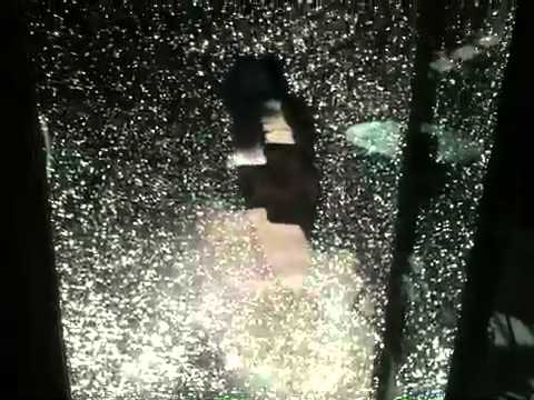 Broken Glass Sliding Door   YouTube