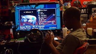 """THE GAME-NINJA SHOW S04 EP01 (NBA STREET VOL.2) PLAYSTATION 2 WINDOWS 10 X64BIT"