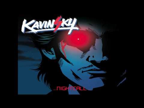 Kavinsky  Nightcall Blue Satellite Remix