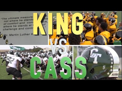 King (Detroit, MI) vs Cass Tech (Detroit, MI) : UTR Highlight Mix 2015