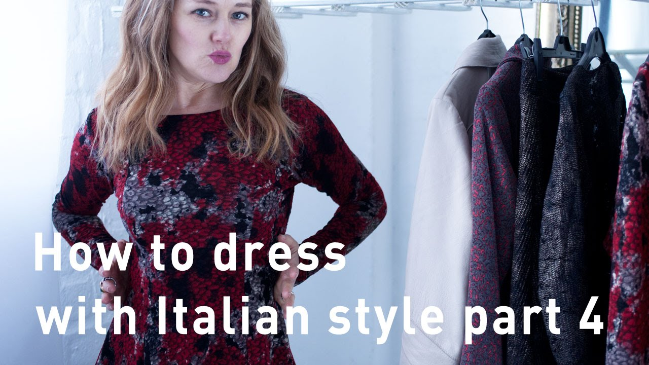 How to dress with italian style part 4 how to wear for Italian style dress shirts