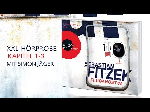 Flugangst 7A YouTube Hörbuch Trailer auf Deutsch