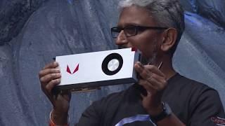 AMD Raven Ridge, XFX Radeon RX Vega, новинки железа и др. | CompoNews #54