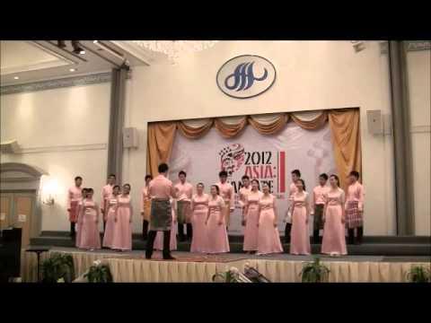 Menceceh Bujang Lapuk (Klang Chamber Choir in Asia Cantate 2012)