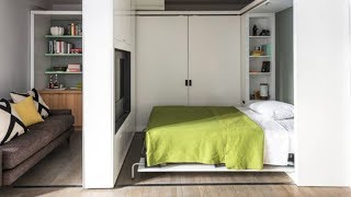 26 Space Saving Ideas For Small Bedroom