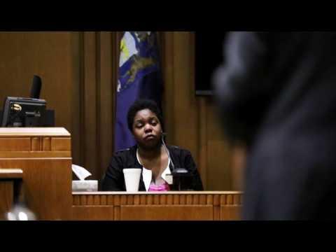 Daveeta Walker testifies in trial for murder of daughter
