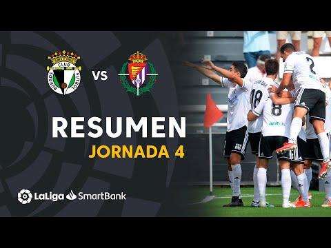 Burgos Valladolid Goals And Highlights
