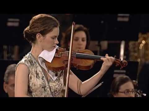 Hilary Hahn - Mozart Violin Concerto n.º 3 in G major