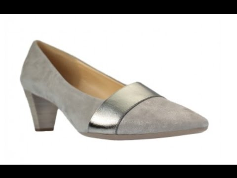 buy online 22681 44f0e Gabor Schuhe in Übergrößen bei SchuhXL - Große Damenschuhe von Gabor von  Größe 42 bis 46 - schuhplus