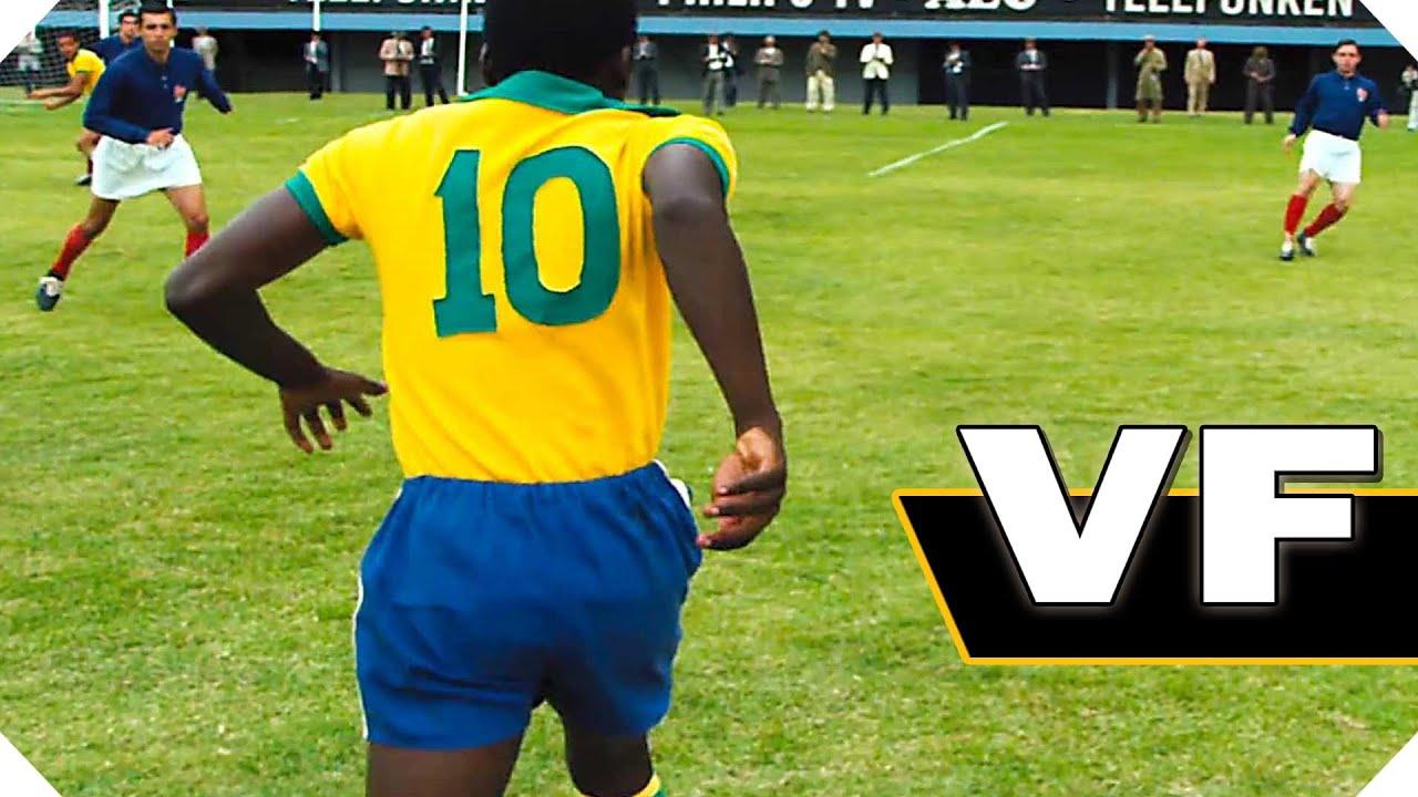 PELÉ : Naissance d'une légende BANDE ANNONCE (Film de Football - 2016)