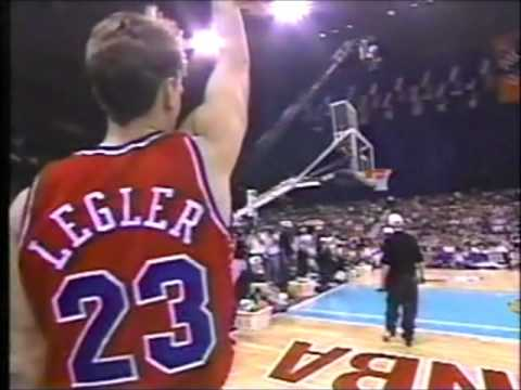 1996 NBA Three Point Contest