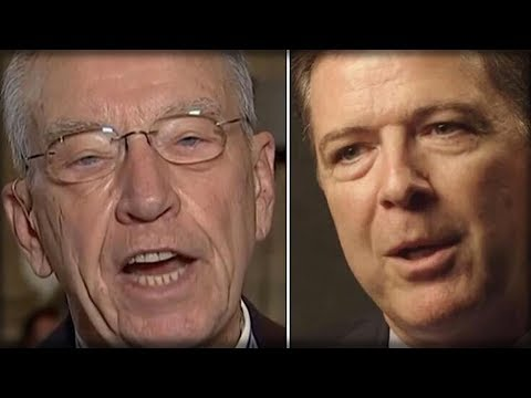 SHUT DOWN: DISGUSTED CHUCK GRASSLEY JUST GAVE COMEY THE WORST NEWS OF HIS LIFE