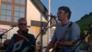 Port Isaac39s Fisherman39s Friends singing Strike the Bell 2015