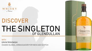 Discover The Singleton of Glendullan with Diageo Global Ambassador - New Age Scotch, Ervin Trykowski