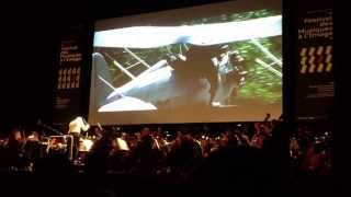 Raiders March (Indiana Jones Theme) - Paris Symphonic Orchestra conducted by Frank Strobel