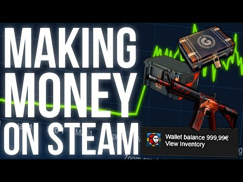 How to make money with Steam (investing & trading)
